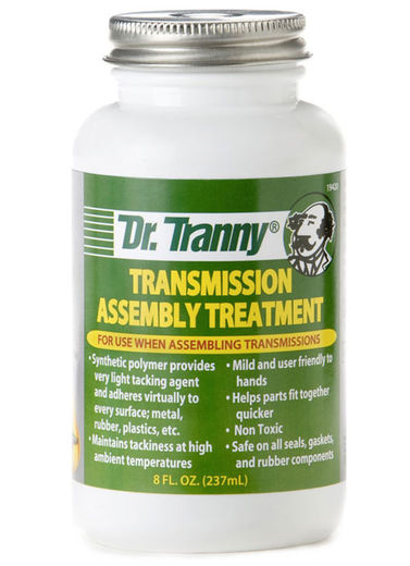 Asennusrasva Transmission Assembly Treatment