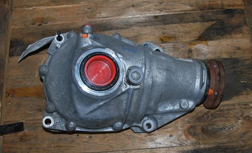 BMW front differential 7583773