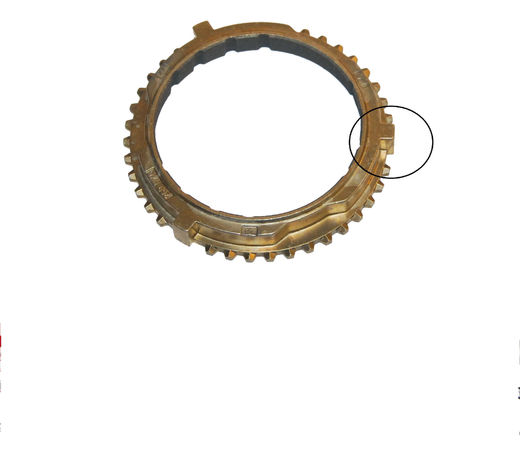 VW 02T311269F Synchroning Ring