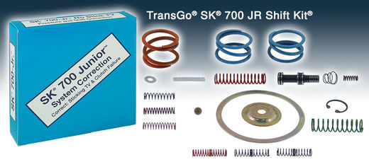 Shift kit TransGo Junior