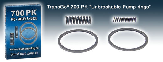 Pump Ring kit TH700/4L60E/TH2004R