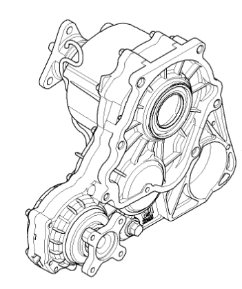 Bmw E46 Transfer Case