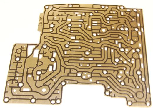 Spacerplate ZF6HP26 (1068 327 210) A063