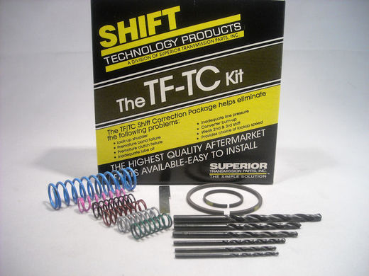Superior Shift correction pack A727
