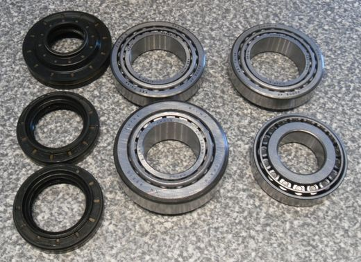 Volvo Differential bearings